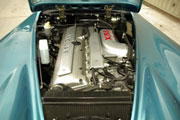 Jaguar XK Supercharged Engine